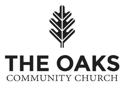logo for The Oaks Community Church