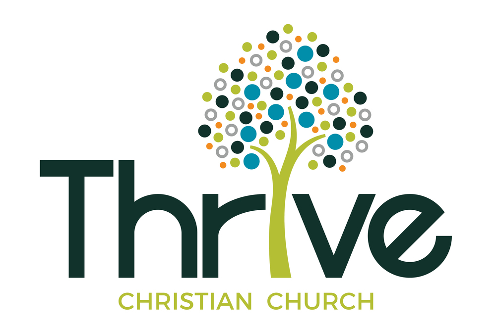 logo for Thrive Christian Church
