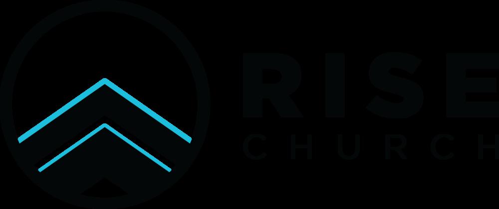 logo for Rise Church