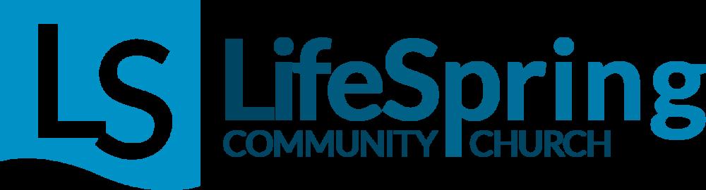 logo for LifeSpring Community Church
