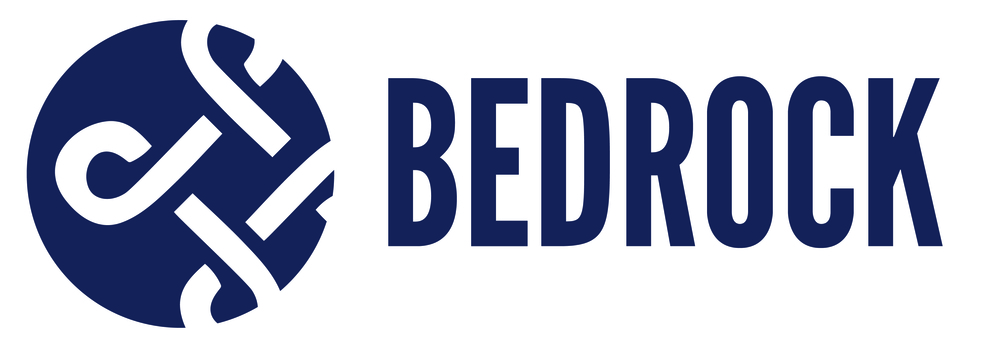 logo for Bedrock Community Church