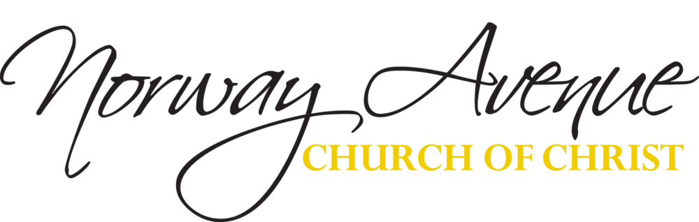 logo for Norway Avenue Church of Christ