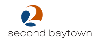 logo for SecondBaytown