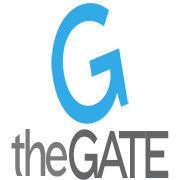 logo for The Gate