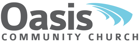 logo for Oasis Community Church