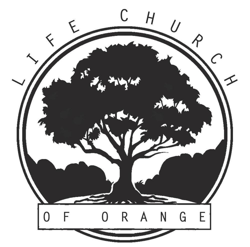 logo for Life Church of Orange CA