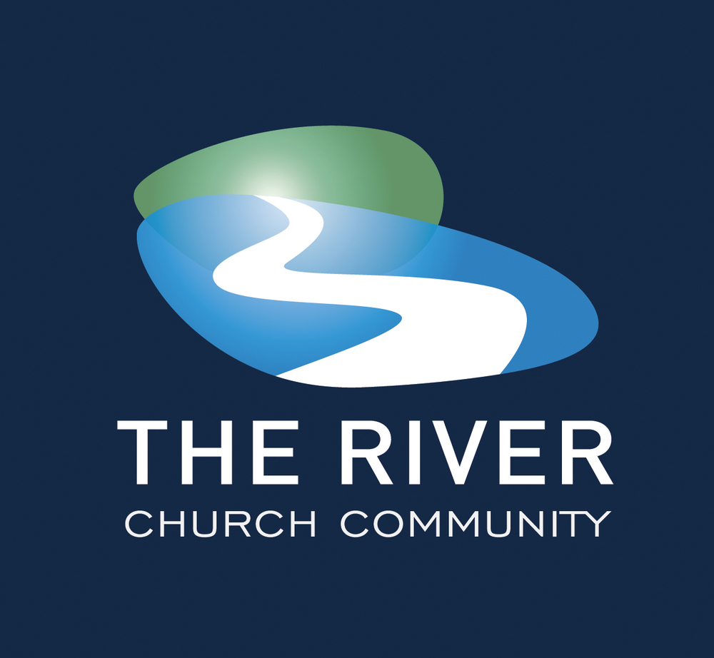 logo for The River Church Community