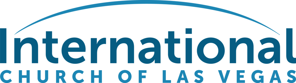 logo for International Church of Las Vegas