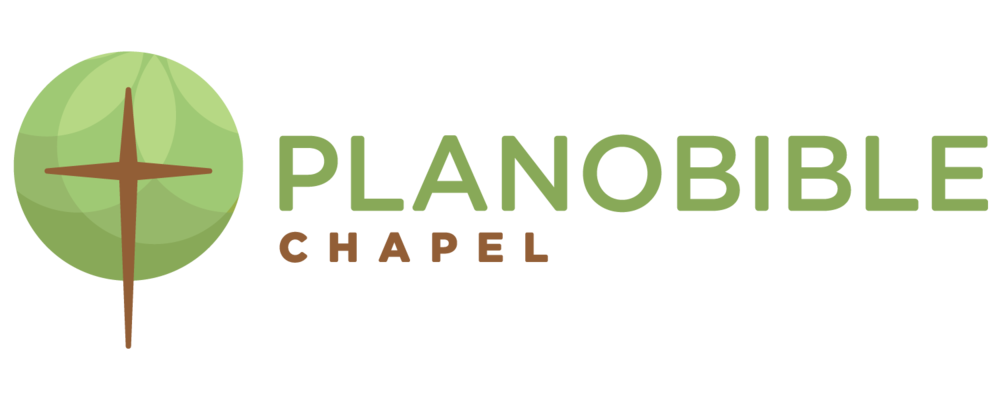 logo for Plano Bible Chapel