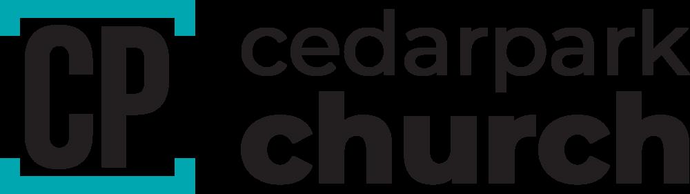 logo for Cedar Park