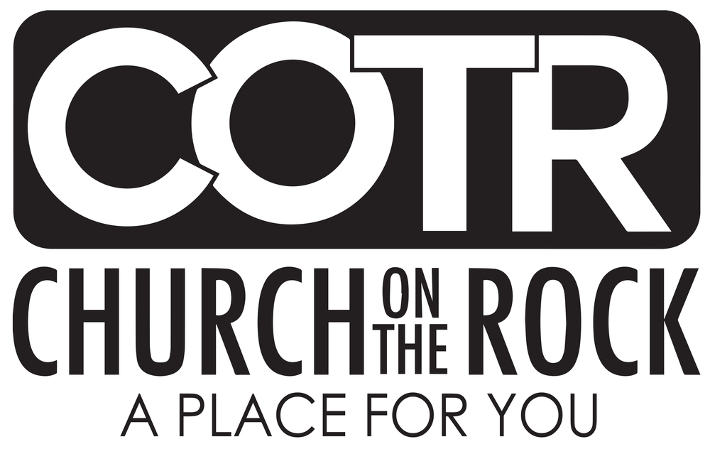 logo for Church on the Rock