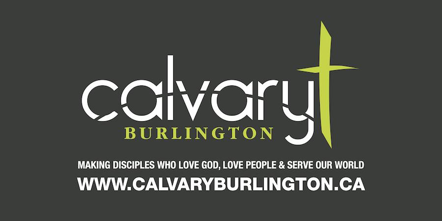 logo for Calvary Burlington