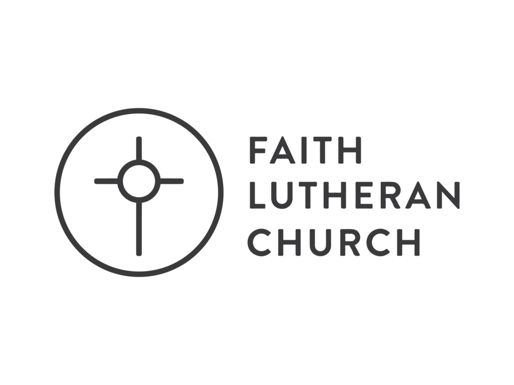 logo for Faith Lutheran Church