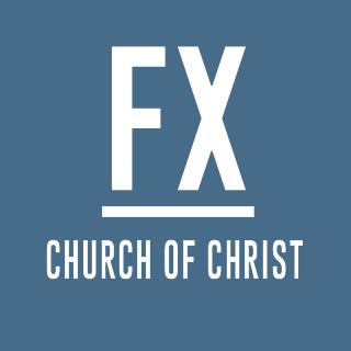 logo for Fairfax Church of Christ