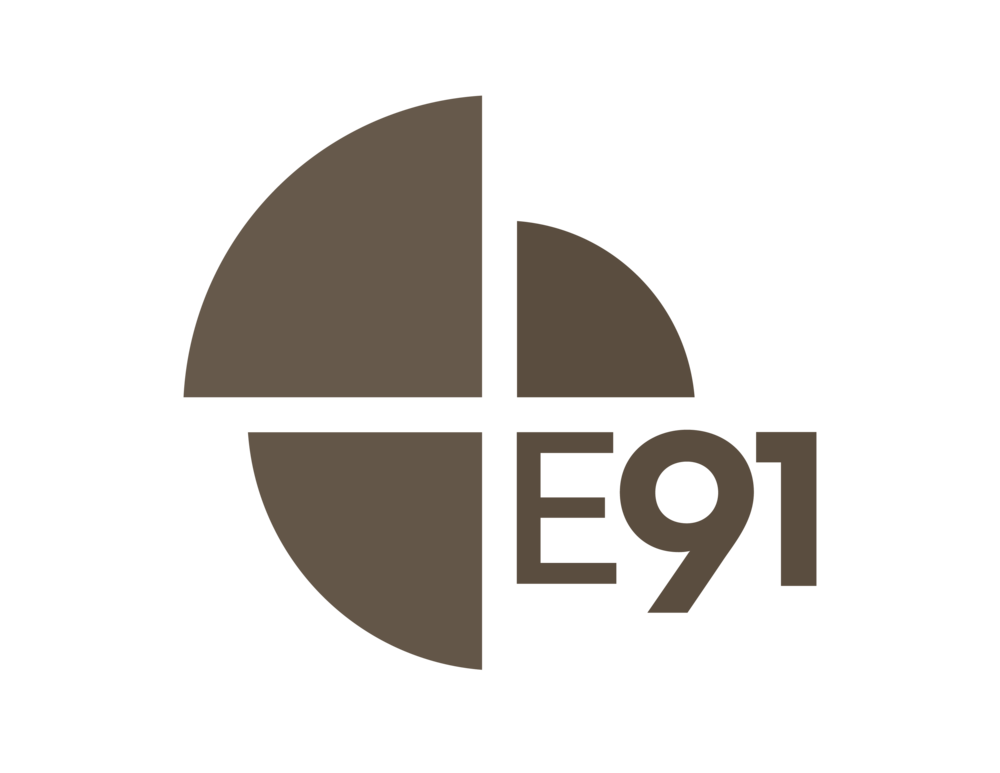 logo for East 91st Street Christian Church