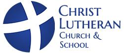 logo for Christ Lutheran Church of Costa Mesa, California