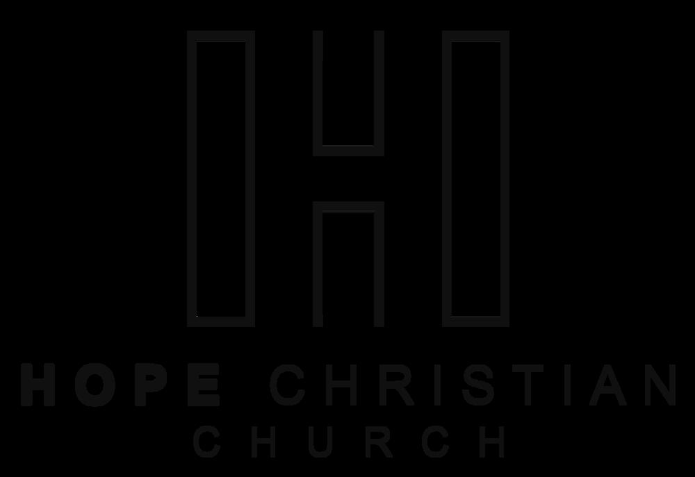 logo for Hope Christian Church