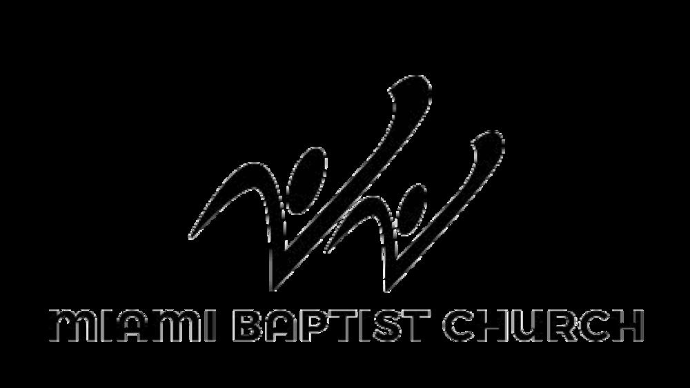 logo for Miami Baptist Church