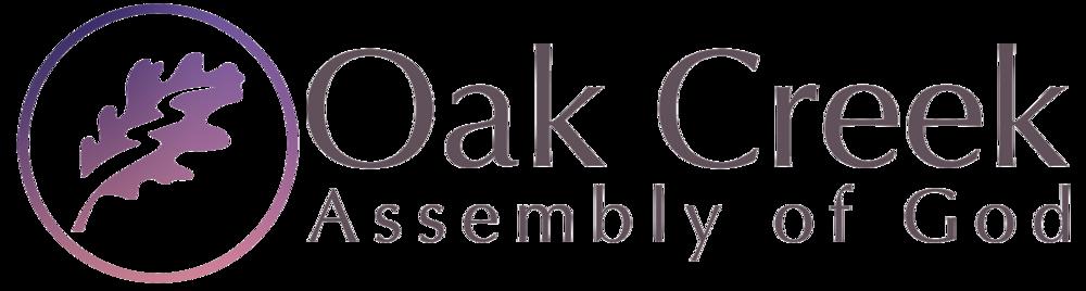 logo for Oak Creek Assembly of God