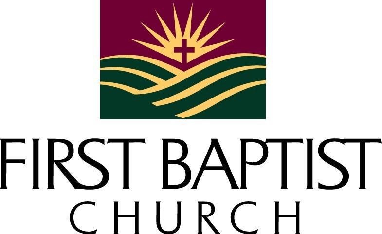 logo for First Baptist Church