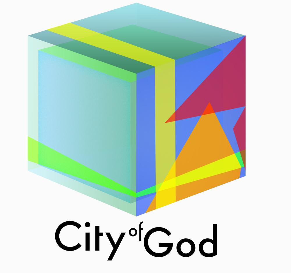 logo for City of God