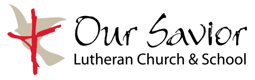 logo for Our Savior Lutheran Church & School