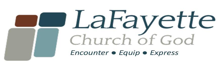 logo for LaFayette Church of God