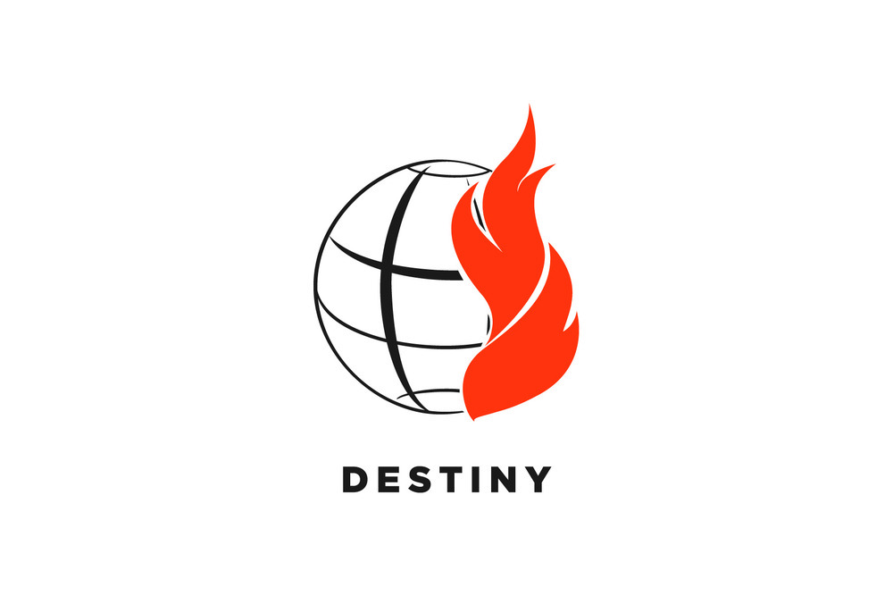 logo for Destiny Christian Church