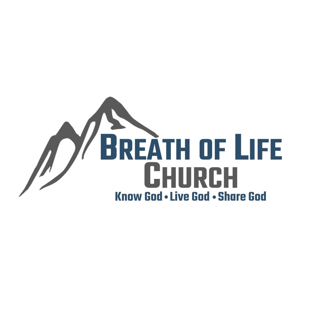 logo for Breath of Life Church
