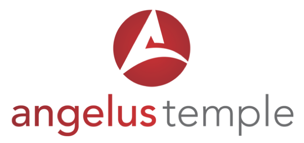 logo for Angelus Temple - The Church of The Dream Center