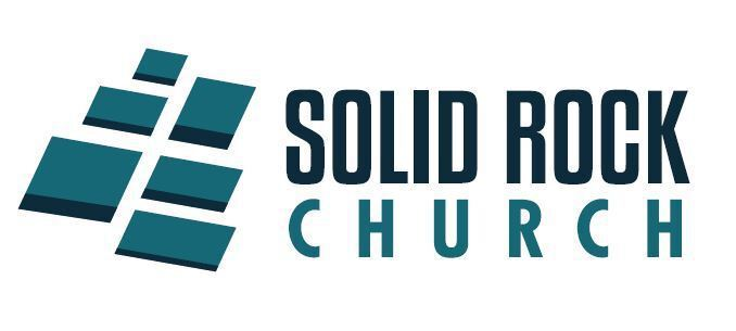 logo for Solid Rock Church