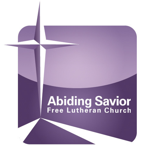 logo for Abiding Savior Free Lutheran