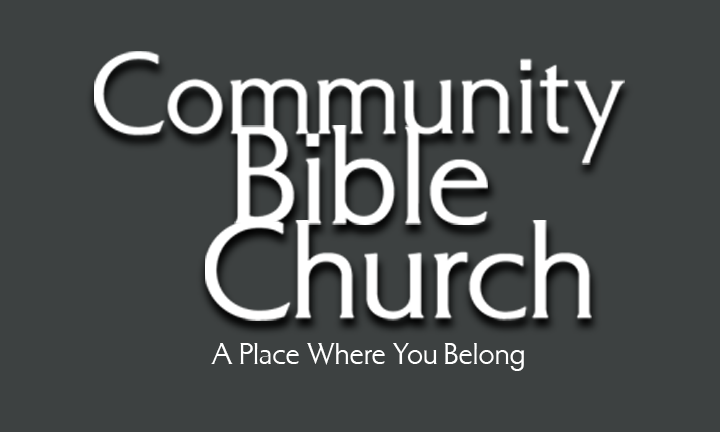 logo for Community Bible Church