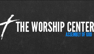 logo for The Worship Center