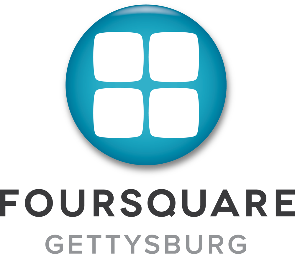 logo for Gettysburg Foursquare Church