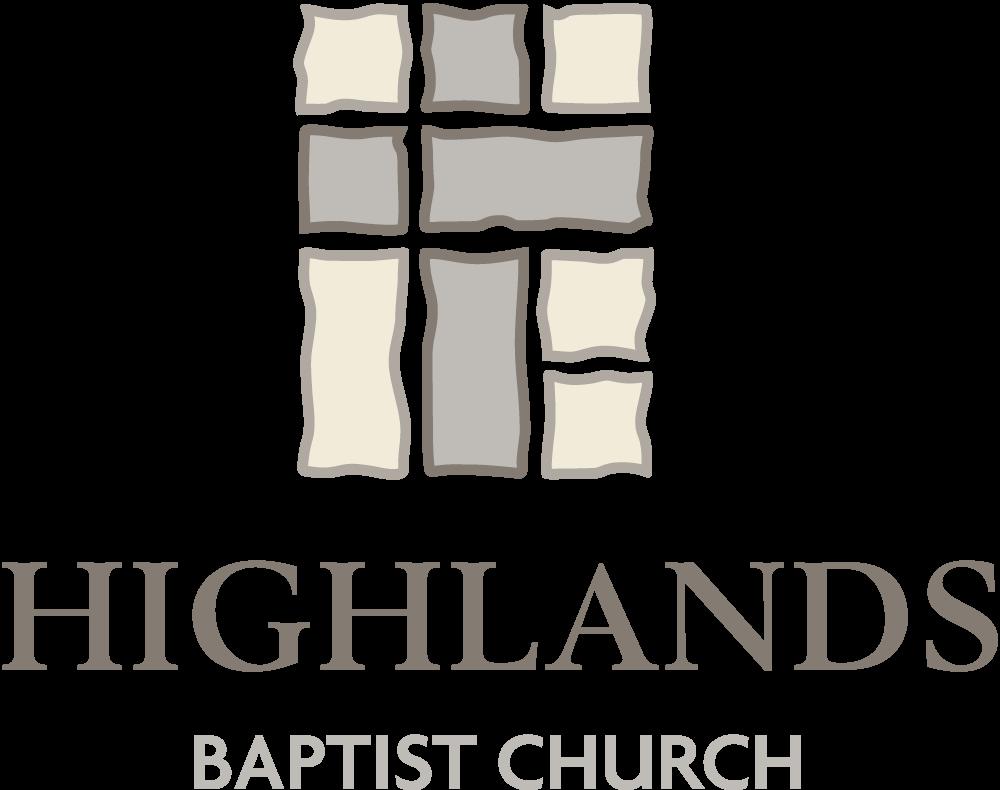 logo for Highlands Baptist Church