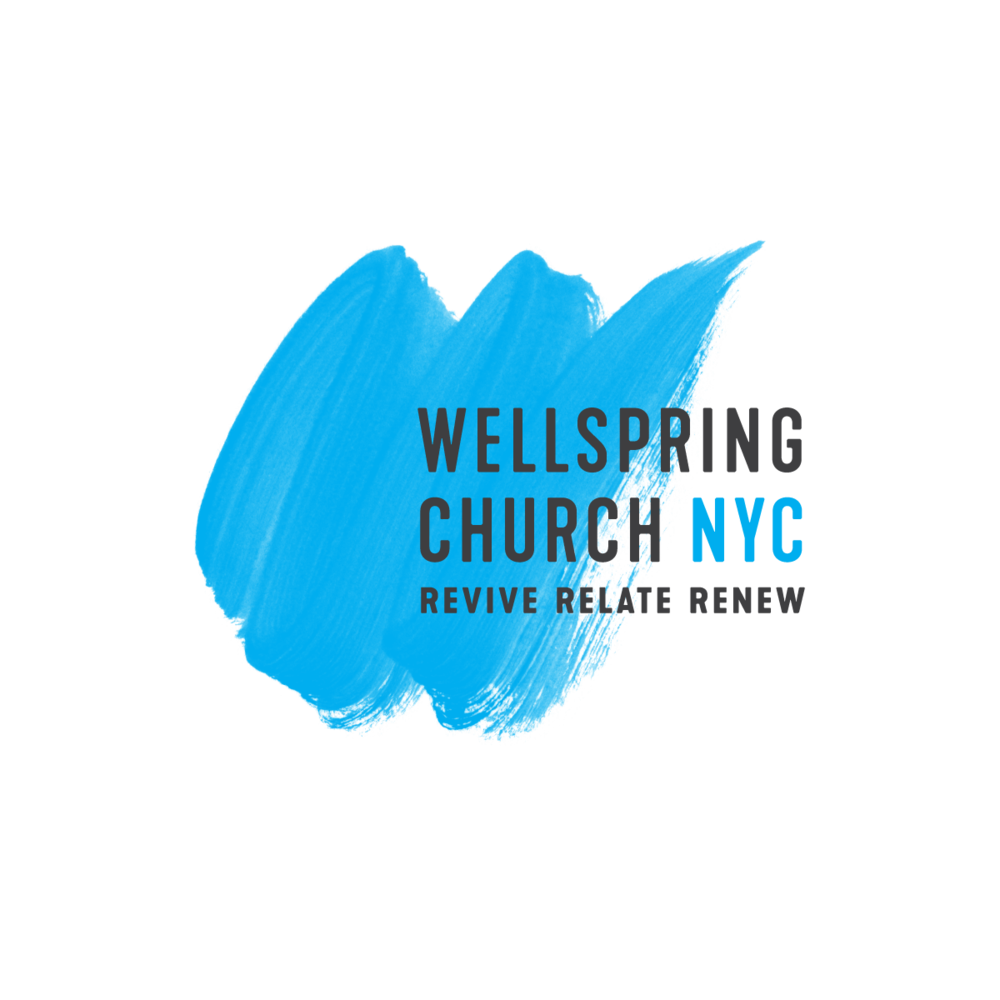 logo for Wellspring Church NYC