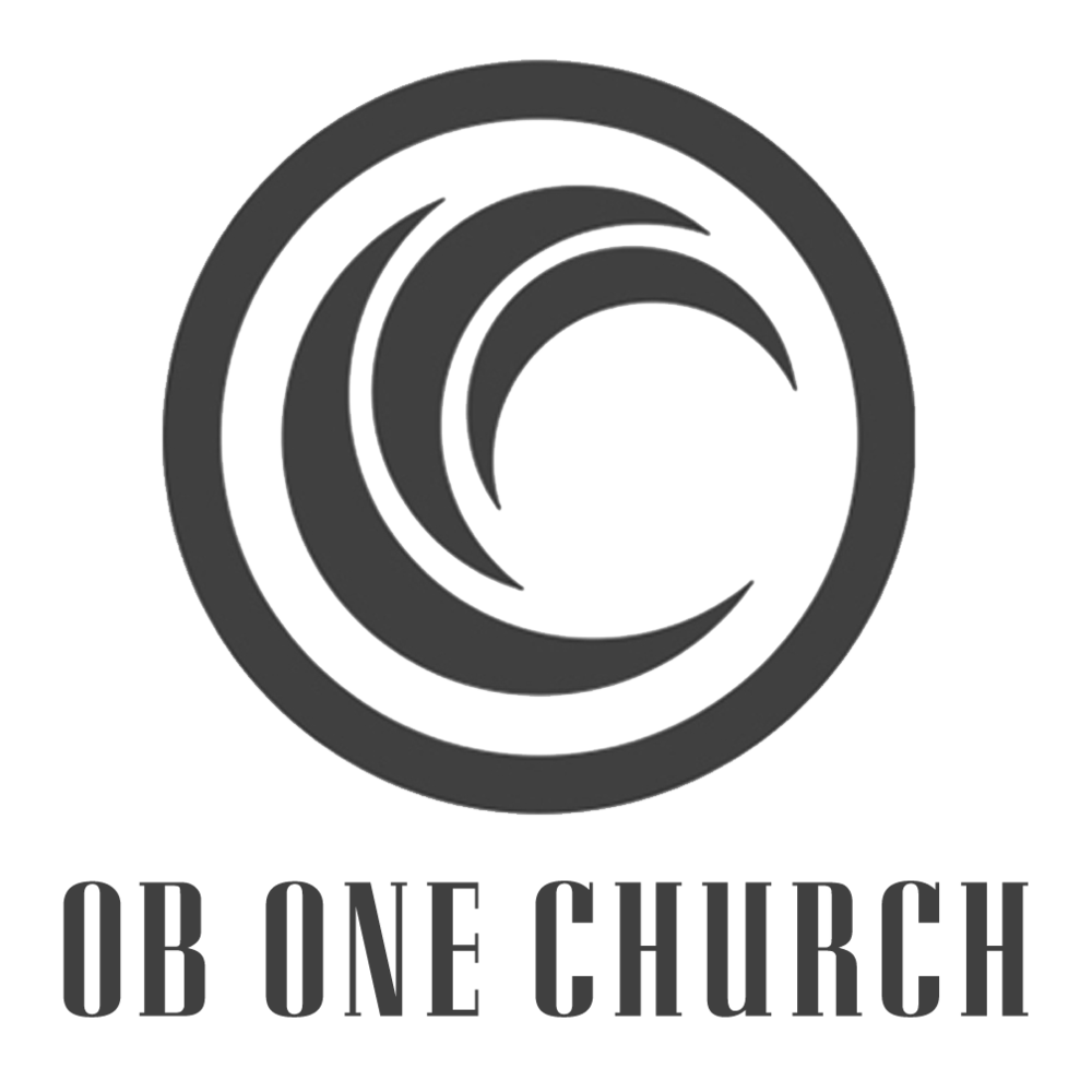 logo for OB One Church