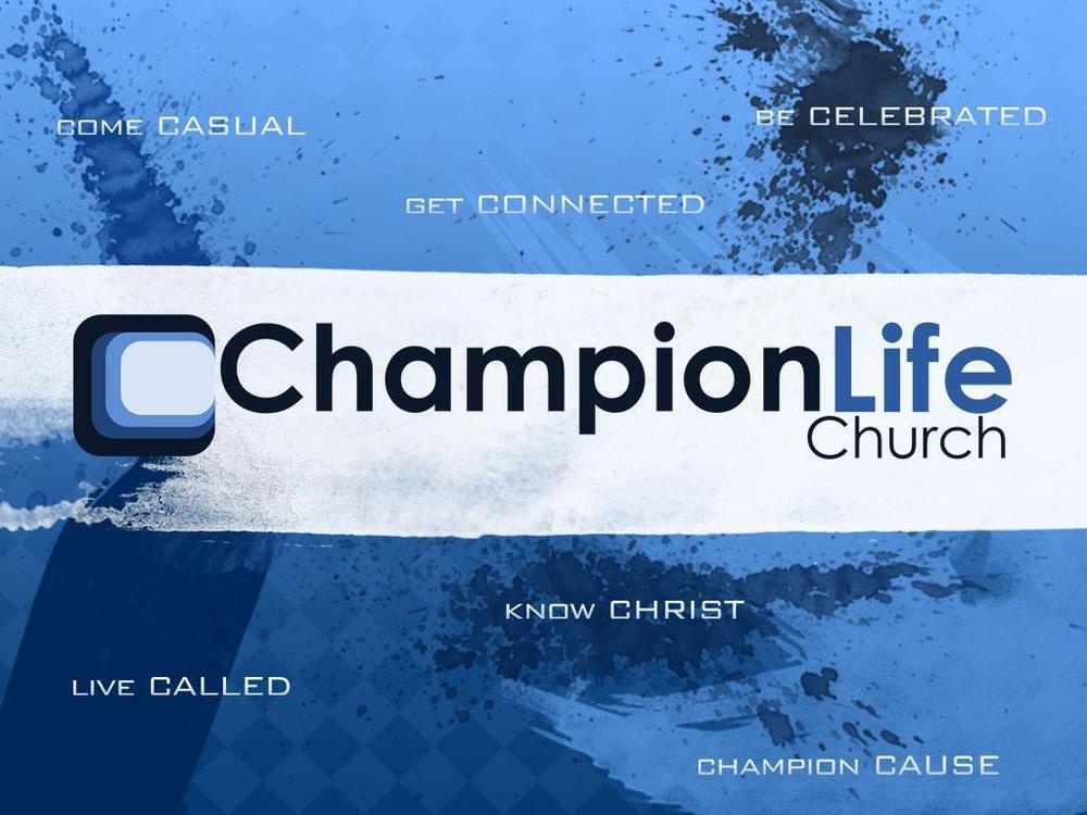 logo for Champion Life Church