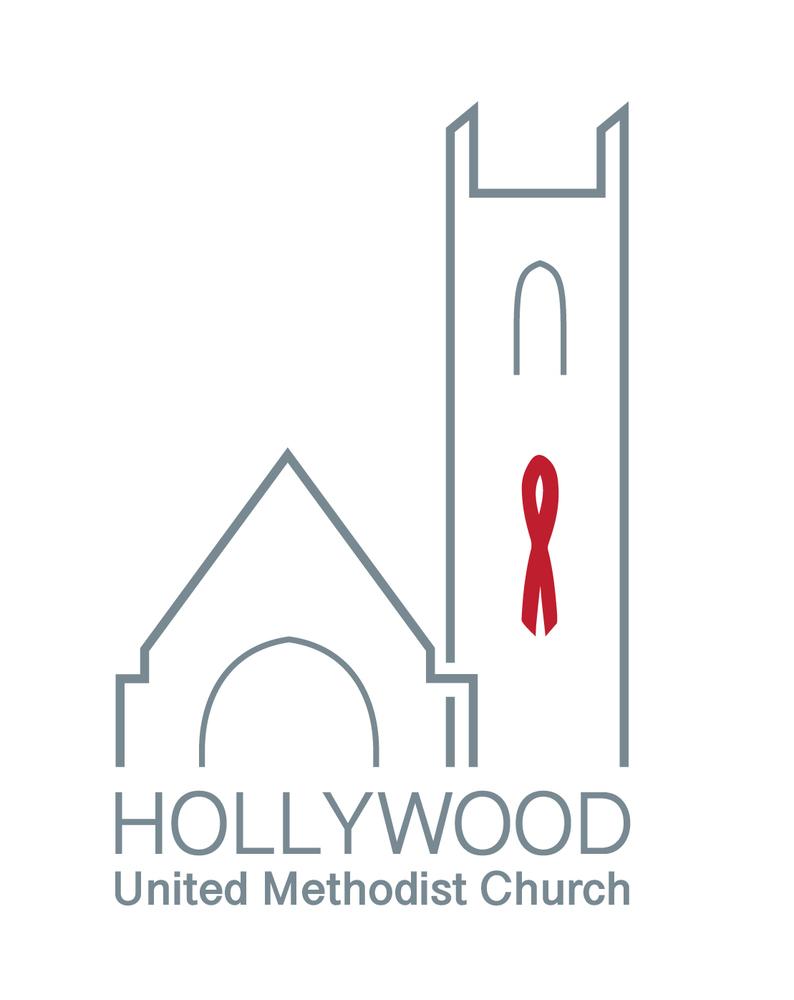 logo for Hollywood United Methodist Church