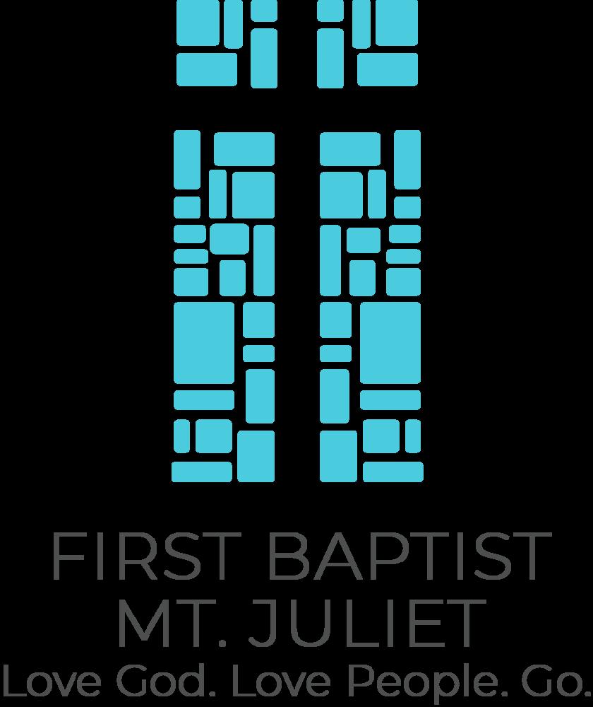logo for First Baptist Church Mt Juliet