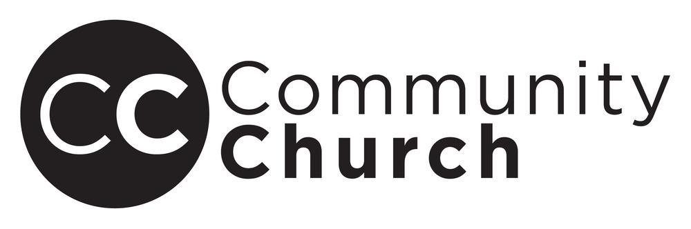 logo for Community Church - Oshkosh