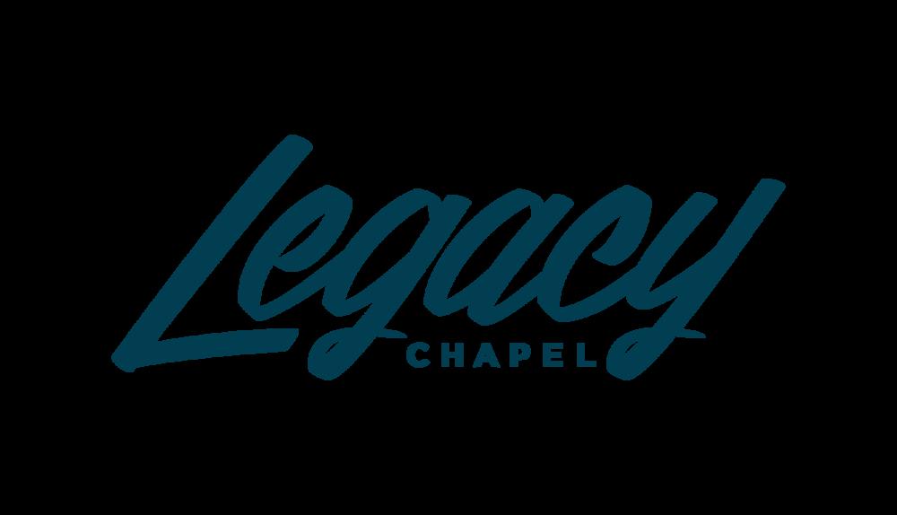 logo for Legacy Chapel