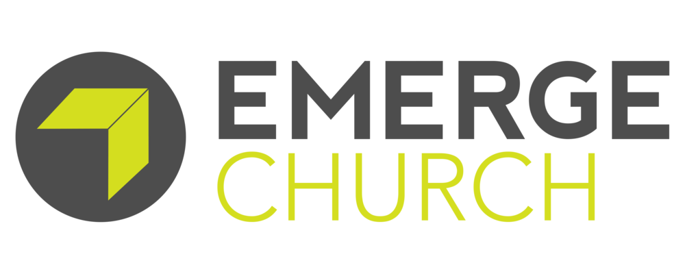 logo for Emerge Church