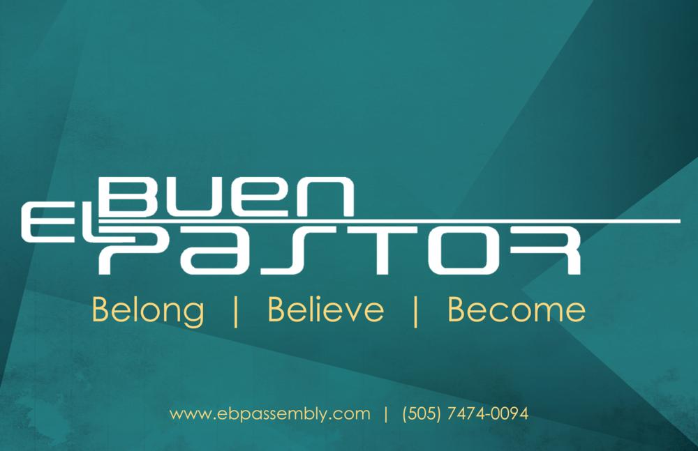 logo for El Buen Pastor
