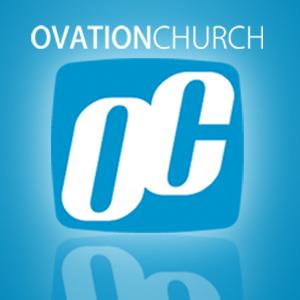 logo for Ovation Church