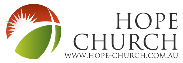 logo for Hope Church Brisbane