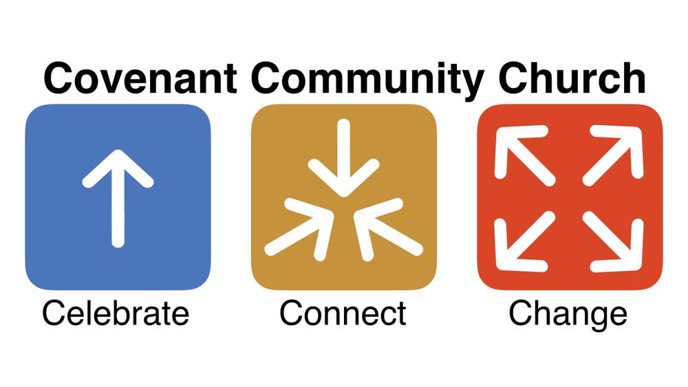 logo for Covenant Community Church