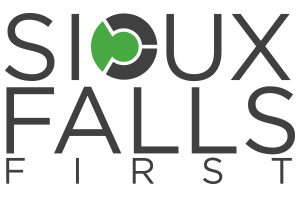 logo for Sioux Falls First