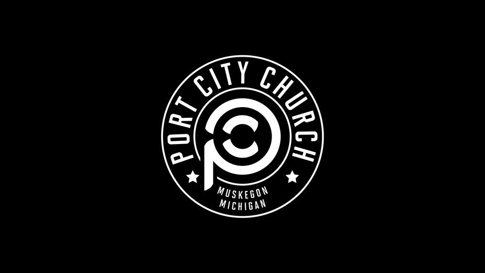 logo for Port City Church